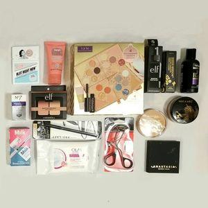 ❤ Makeup Bundle Beauty Lot Tarte MILK & more